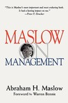 Maslow on Management