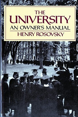 The University: An Owner's Manual