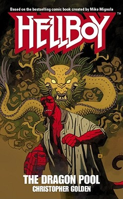 Hellboy by Christopher Golden