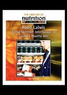 Food Labels: Using Nutrition Information to Create a Healthy Diet
