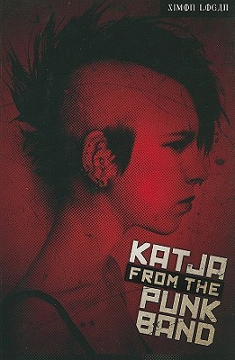 Katja from the Punk Band by Simon Logan