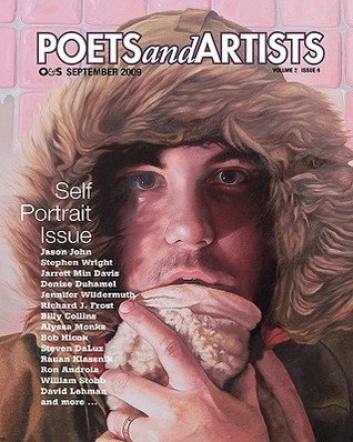 Poets and Artists (O&S) Self-Portrait Issue by Bob Hicok