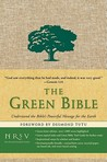 Holy Bible: The Green Bible, New Revised Standard Version (NRSV)