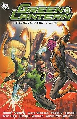 Green Lantern, Vol. 5: The Sinestro Corps War, Vol. 2