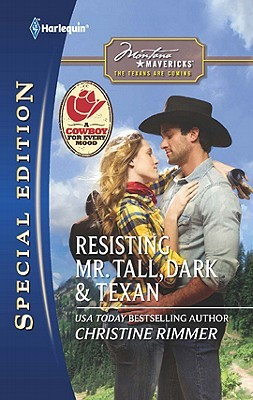 Resisting Mr. Tall, Dark & Texan by Christine Rimmer