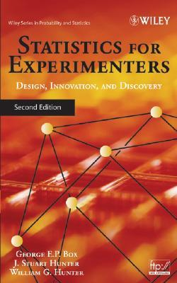 Statistics for Experimenters: Design, Innovation, and Discovery