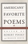 Americans' Favorite Poems: The Favorite Poem Project Anthology