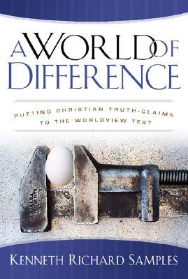 World of Difference, A by Kenneth R. Samples
