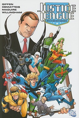 Justice League International, Vol. 2 by Keith Giffen