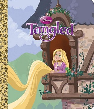 Disney's Tangled (Golden Board Book)