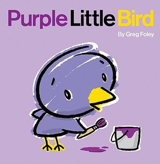 Purple Little Bird by Greg E. Foley