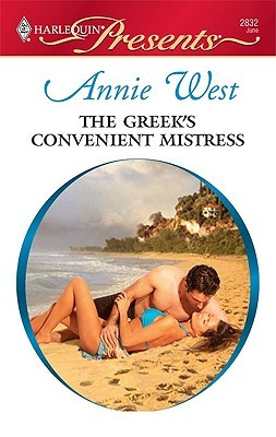 The Greek's Convenient Mistress by Annie West