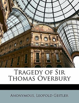 Tragedy of Sir Thomas Overbury