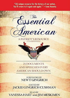 The Essential American by Jackie Gingrich Cushman