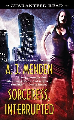 Sorceress, Interrupted by A.J. Menden