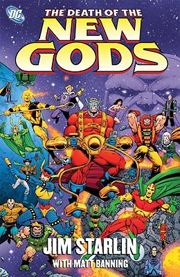 The Death of the New Gods (DC Comics Crossovers)