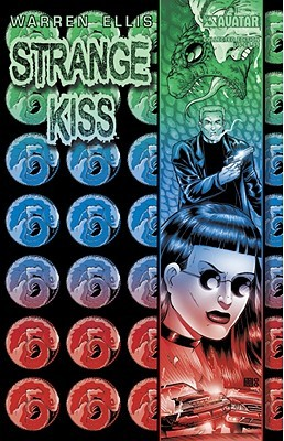 Strange Kiss by Warren Ellis
