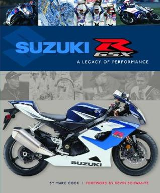 Suzuki GSX-R by Marc Cook