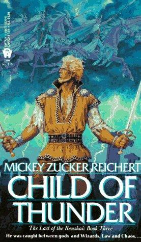 Child of Thunder (Renshai Trilogy, #3)