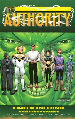 The Authority, Vol. 3 by Mark Millar