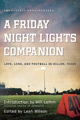 book report on friday night lights People live for friday night every player has his own life in the book, friday night lights thesis, dissertation, speech, book report or book review from our professional custom writing service.
