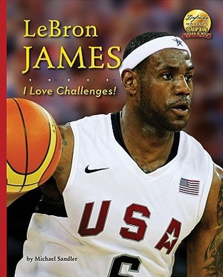 Lebron James by Michael Sandler