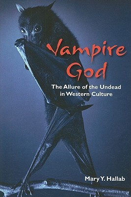 Vampire God by Mary Y. Hallab