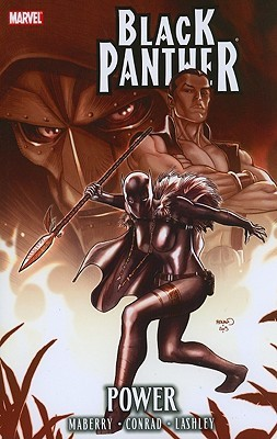 Black Panther by Reginald Hudlin