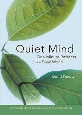Quiet Mind by David Kundtz
