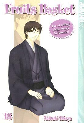 Fruits Basket, Volume 18 by Natsuki Takaya