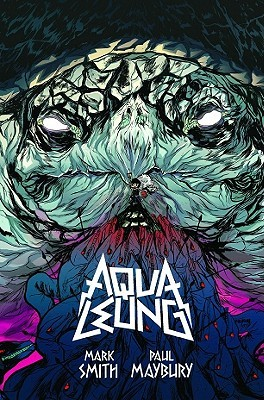 Aqua Leung by Mark Andrew Smith