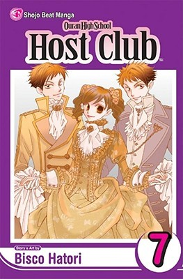 Ouran High School Host Club, Vol. 07 by Bisco Hatori