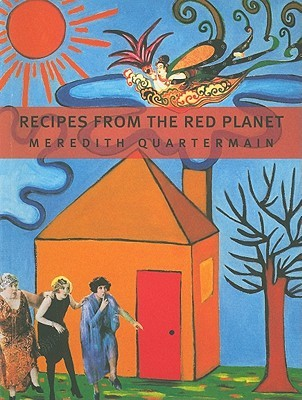 Recipes from the Red Planet