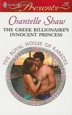 The Greek Billionaire's Innocent Princess