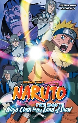 Naruto The Movie Ani-Manga, Vol. 1 by Masashi Kishimoto
