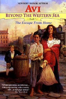 The Escape from Home (Beyond the Western Sea #1)