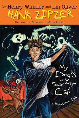 My Dog's a Scaredy-Cat by Henry Winkler