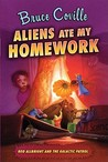 Aliens Ate My Homework (Alien Adventures, #1)