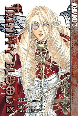 Trinity Blood, Vol. 9 by Sunao Yoshida
