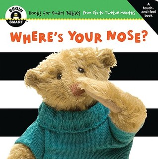 Where's Your Nose? by Begin Smart Books