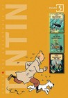 The Adventures of Tintin: Volume 5: Red Rackham's Treasure, The Seven Crystal Balls & Prisoners of the Sun