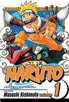 Naruto, Vol. 1: The Tests of the Ninja (Naruto, #1)