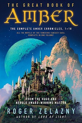 The Great Book of Amber (Chronicles of Amber, #1-10)
