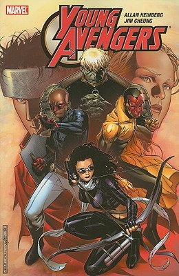 Young Avengers Ultimate Collection by Allan Heinberg