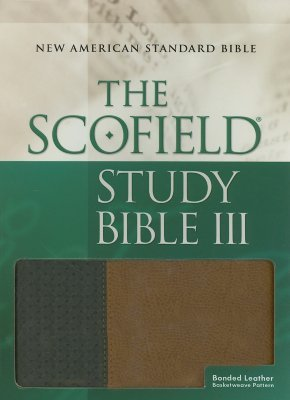 Holy Bible: The ScofieldRG Study Bible III, NASB: New American Standard Bible