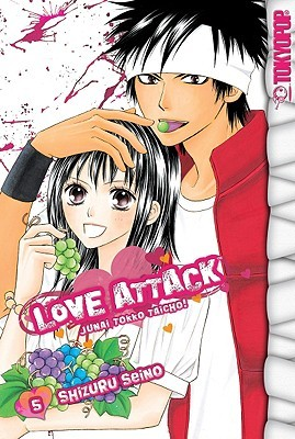 Love Attack, Volume 5 by Shizuru Seino
