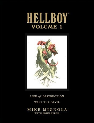 Hellboy, Volume 1 by Mike Mignola