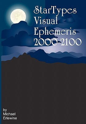 Startypes Visual Ephemeris: 2000-2100