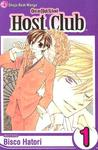Ouran High School Host Club, Vol. 01 by Bisco Hatori