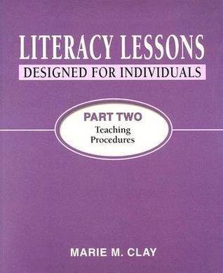 Literacy Lessons by Marie M. Clay